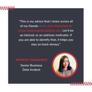 ExecOnline Celebrates International Women's Day - Quote from Ashwini Ganamani